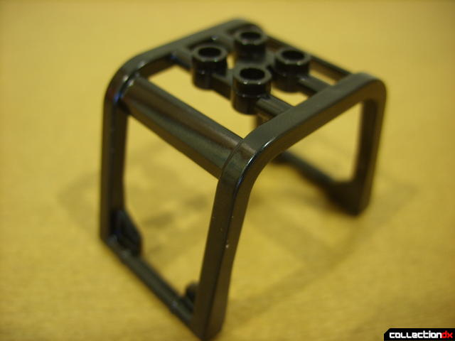 Mine Mech (new roll cage part)