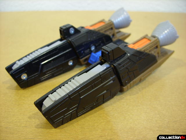 Autobot Tread Bolt accessories (booster detail, front)