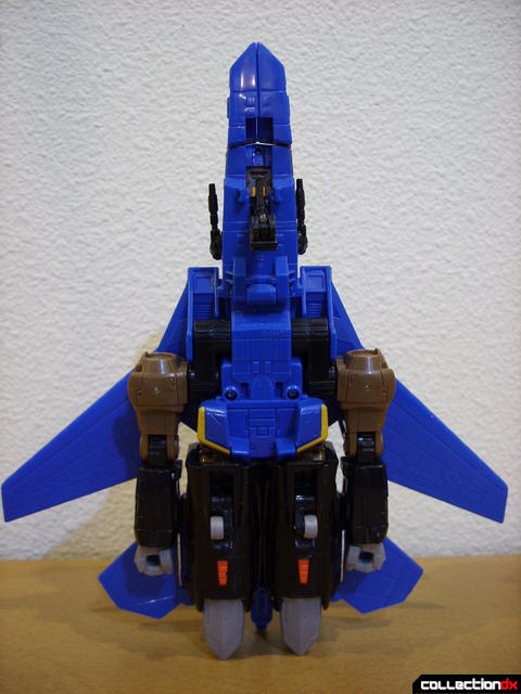 Autobot Tread Bolt without armor- vehicle mode (ventral profile)