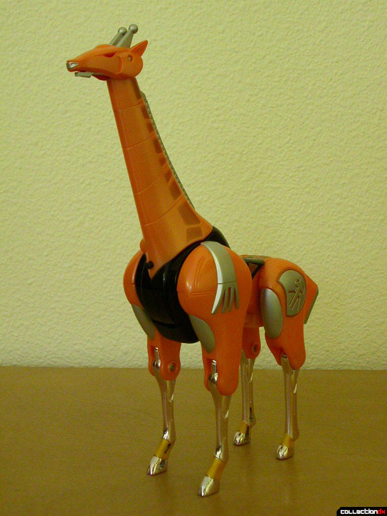 Power Animal Gao Giraffe (front)