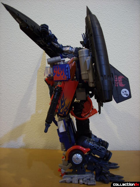 RotF Power-Up Optimus Prime (left profile)