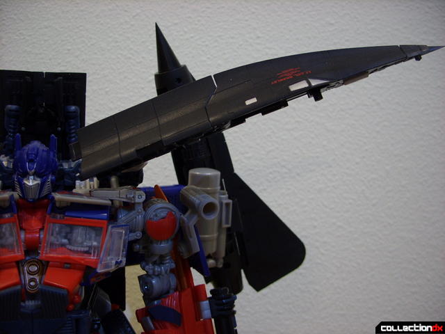 RotF Power-Up Optimus Prime (left shoulder armor detail)