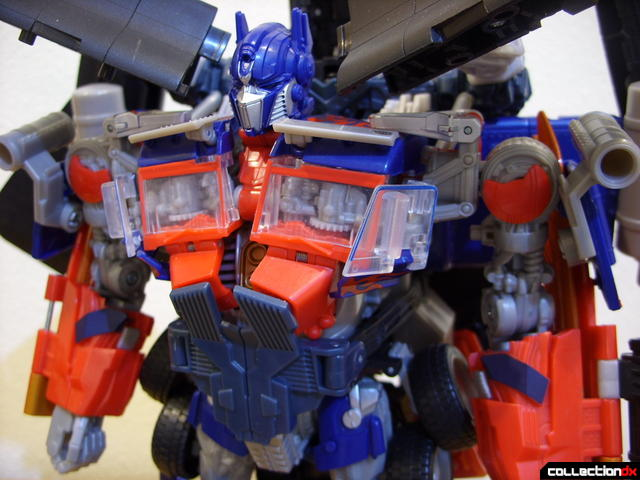 RotF Power-Up Optimus Prime (torso detail)