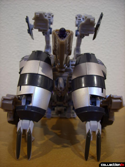 RotF Voyager-class Decepticon Mixmaster- attack mode (front profile)