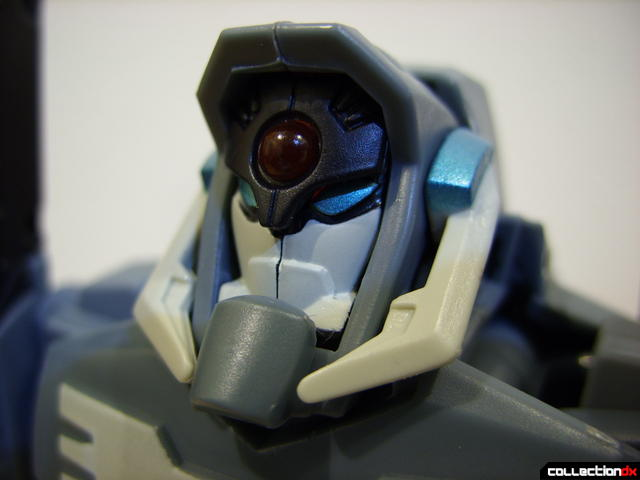 Animated Voyager-class Decepticon Shockwave- Longarm form (head detail)