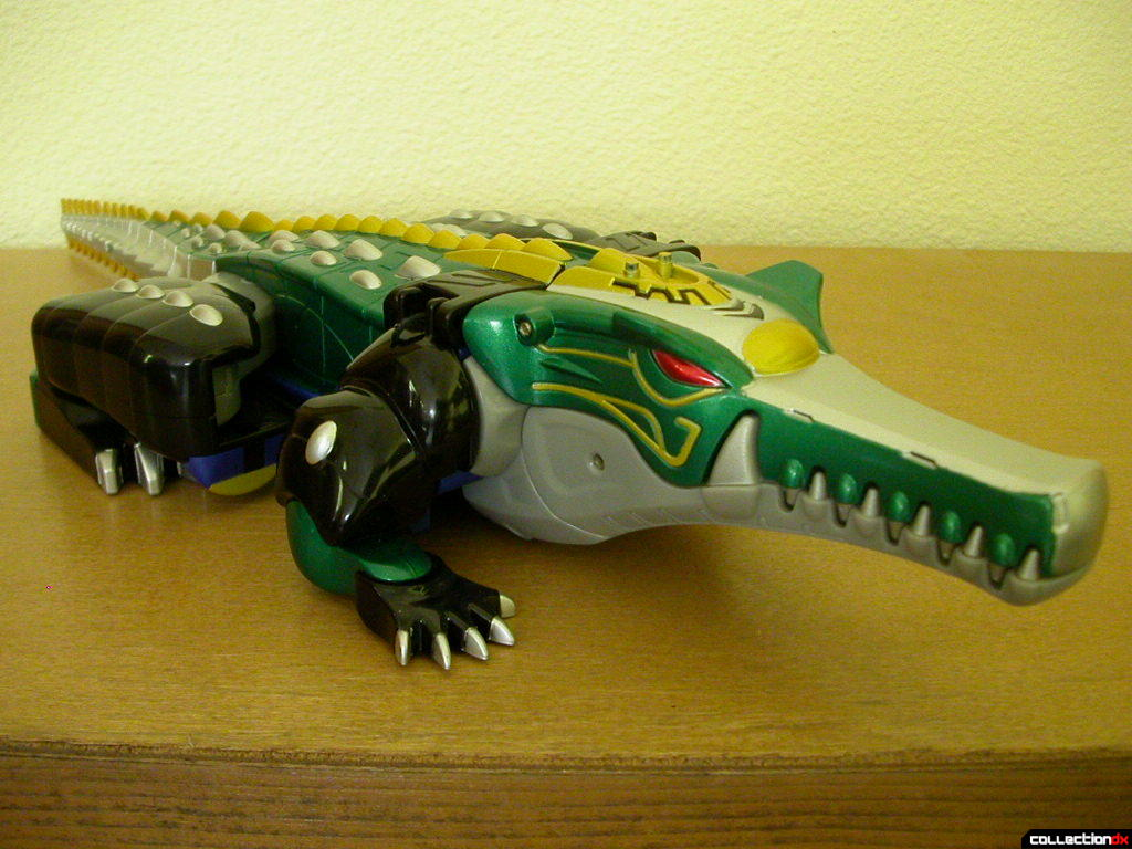 Power Animal Gao Alligator (front)