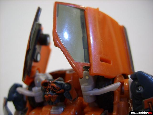 RotF Deluxe-class Autobot Mudflap- robot mode (door kibble)