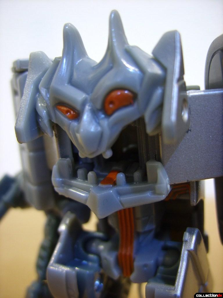 RotF Scout-class Decepticon Ejector- robot mode (head and torso)