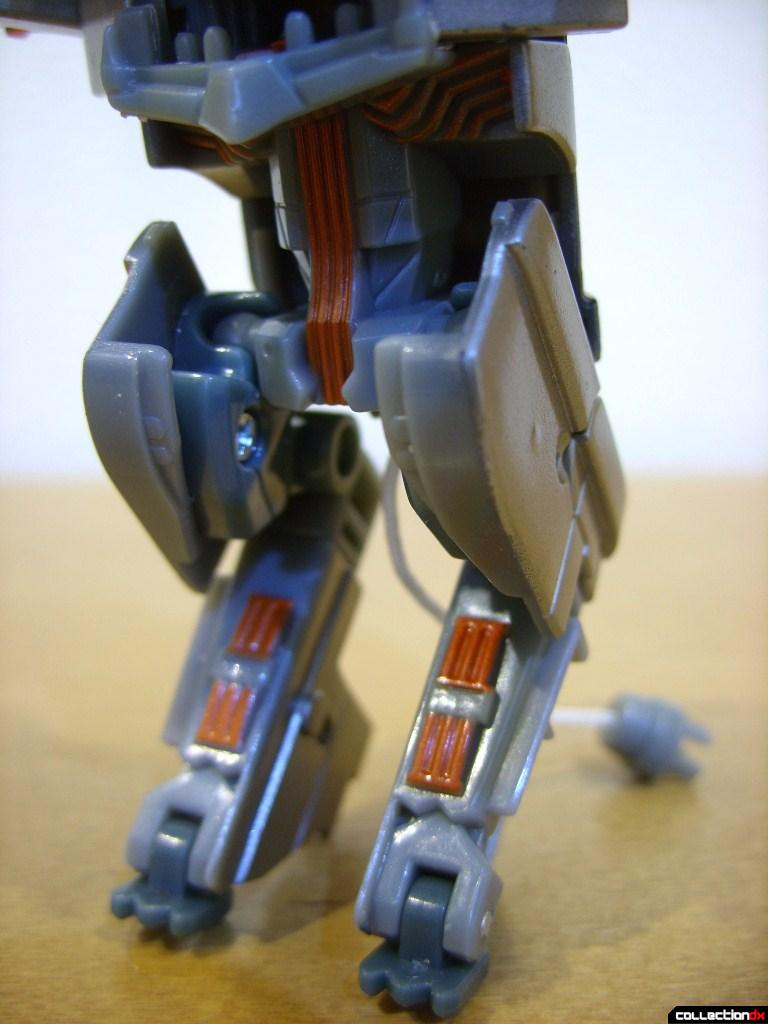 RotF Scout-class Decepticon Ejector- robot mode (legs)