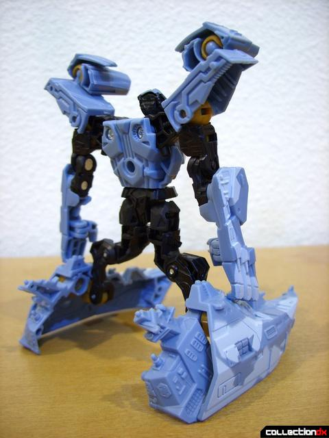 RotF Scout-class Autobot Depthcharge- attack mode (back)