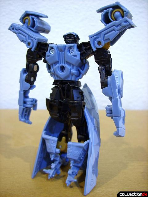 RotF Scout-class Autobot Depthcharge- robot mode (back)