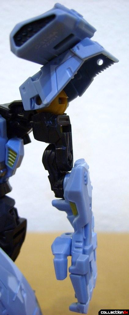 RotF Scout-class Autobot Depthcharge- robot mode (left arm)