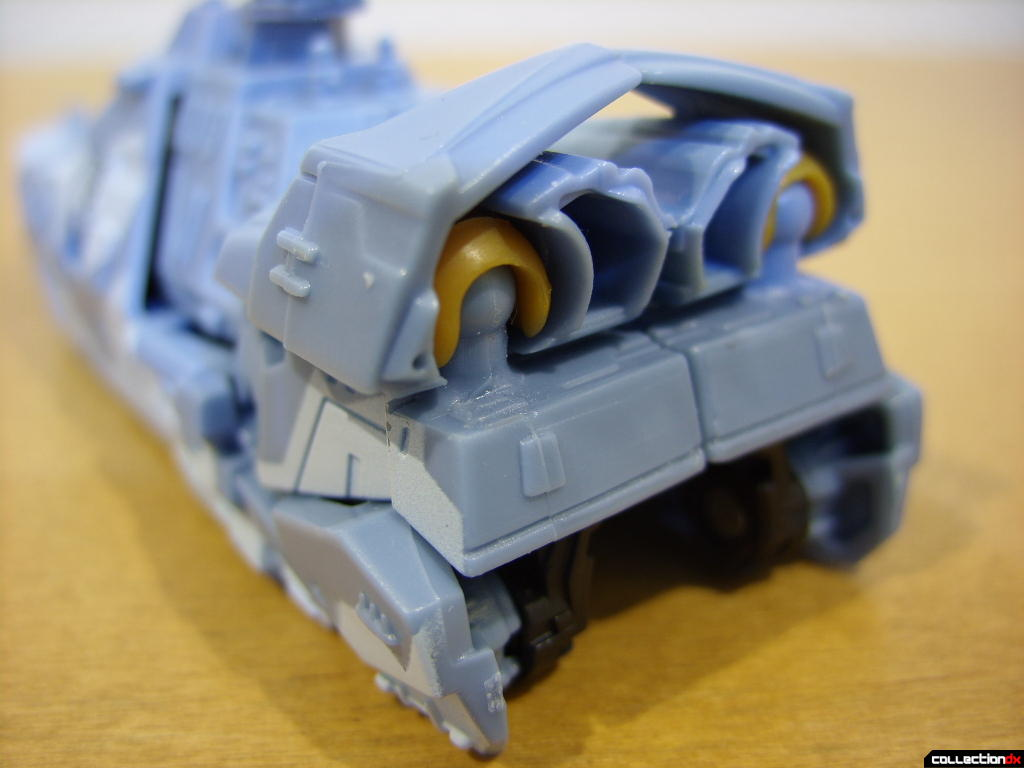 RotF Scout-class Autobot Depthcharge- vehicle mode (aft detail)