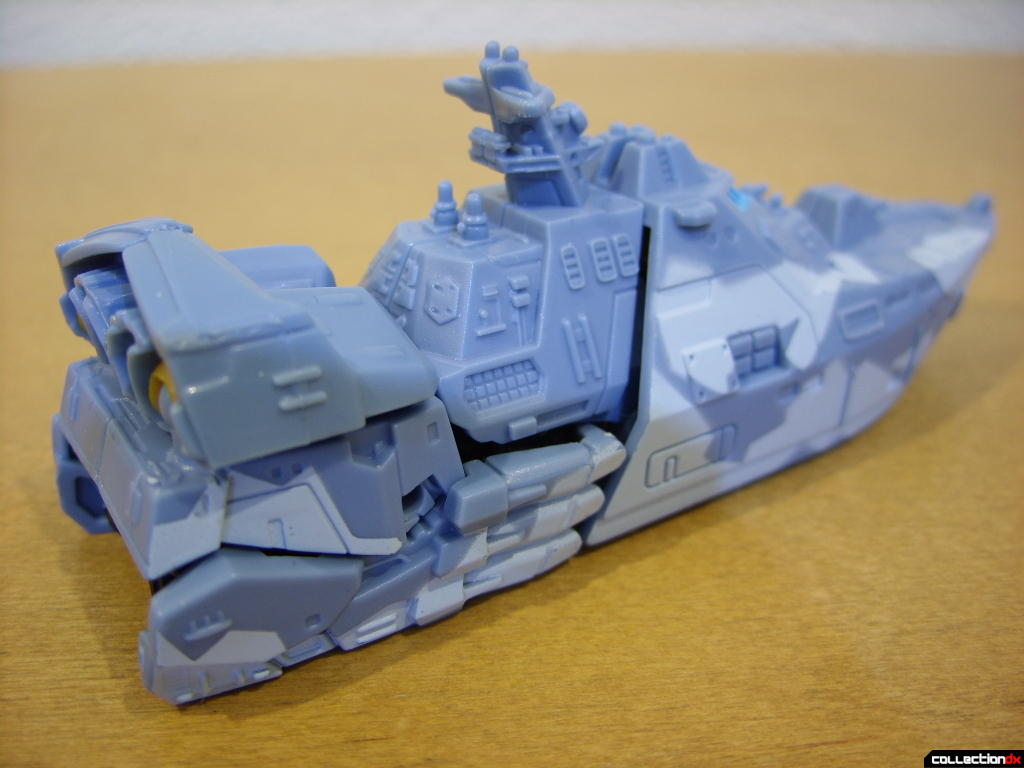 RotF Scout-class Autobot Depthcharge- vehicle mode (back)