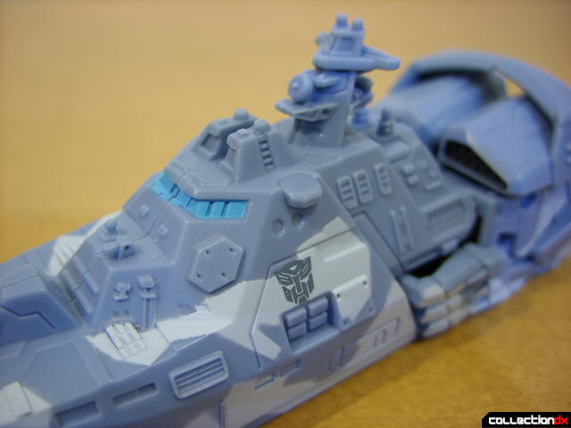 RotF Scout-class Autobot Depthcharge- vehicle mode (midship detail)