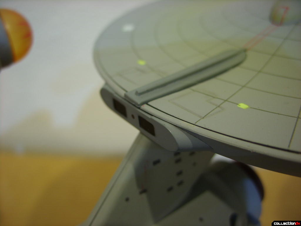 Starship Legends U.S.S. Enterprise HD ver. (impulse engines, alt view)