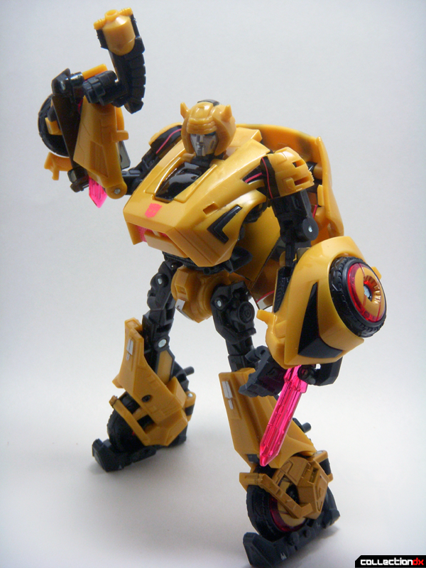 War For Cybertron Bumblebee