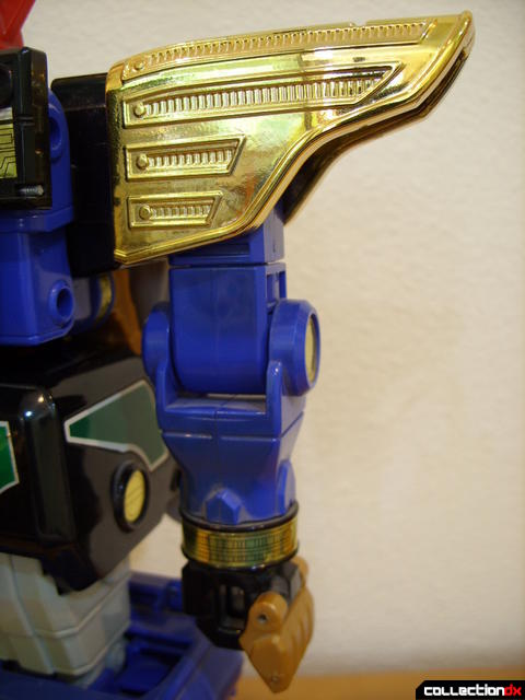 Deluxe Zeo Megazord (left arm)