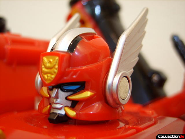 DX Tensou Gattai Gosei Great  (head)