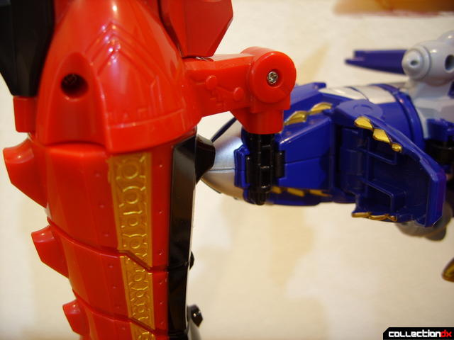 DX Tensou Gattai Gosei Great- attaching Dragon Sword (2)