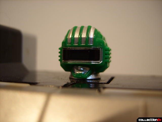 Super Zeo Zord 4 (head)