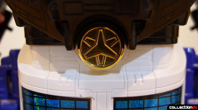 Lightspeed Solarzord (belt logo correctly positioned)