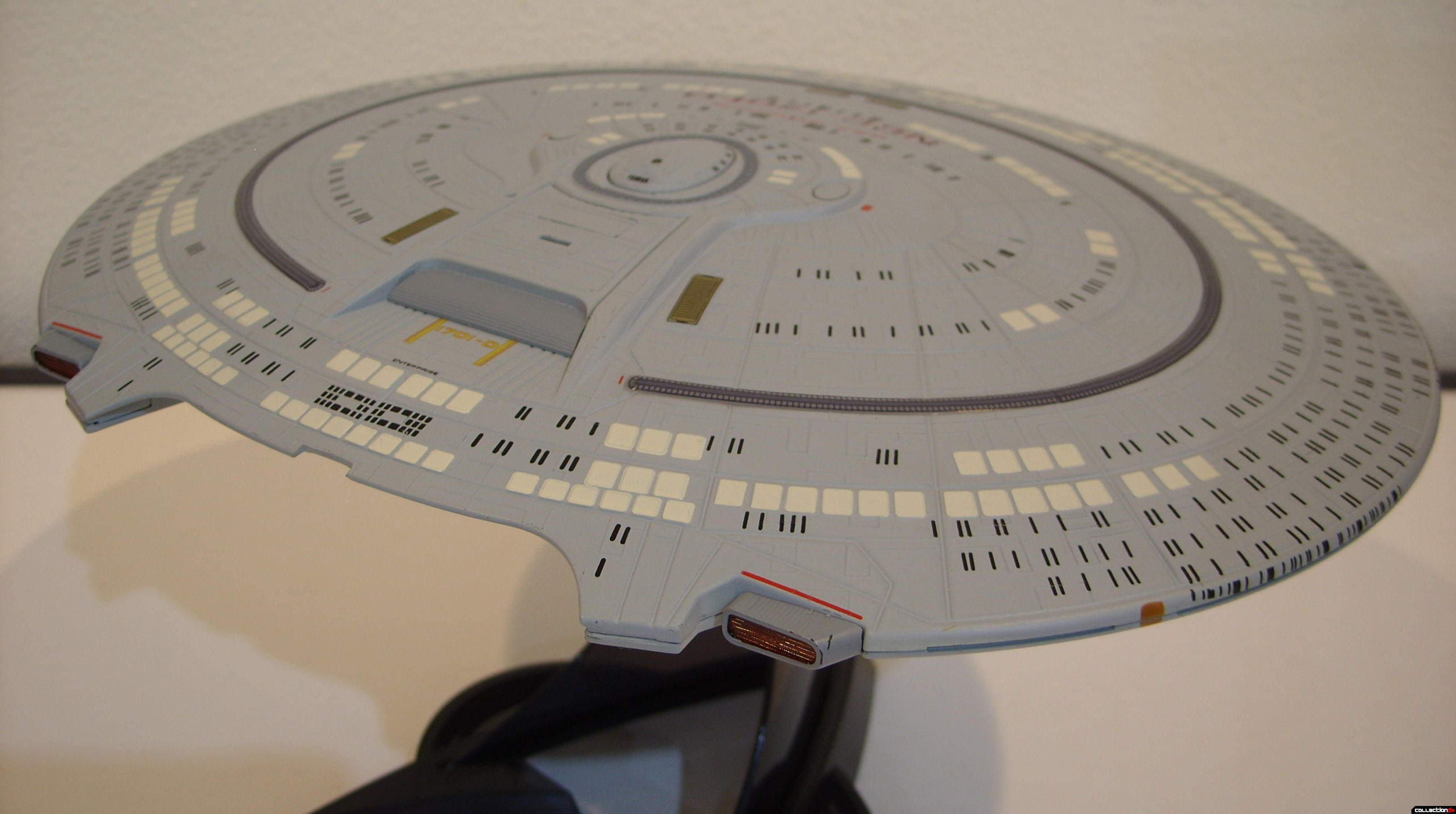 Starship Legends U.S.S. Enterprise-D (Saucer Section, aft-dorsal)