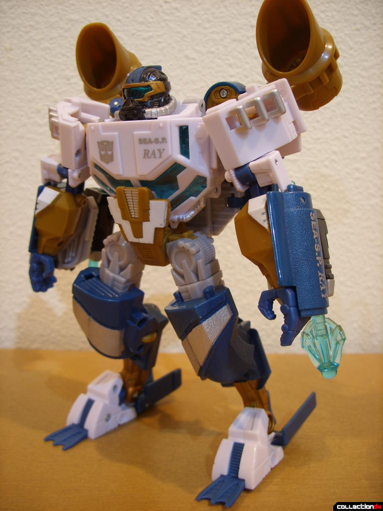 Voyager-class Autobot Sea Spray- dive mode (front)