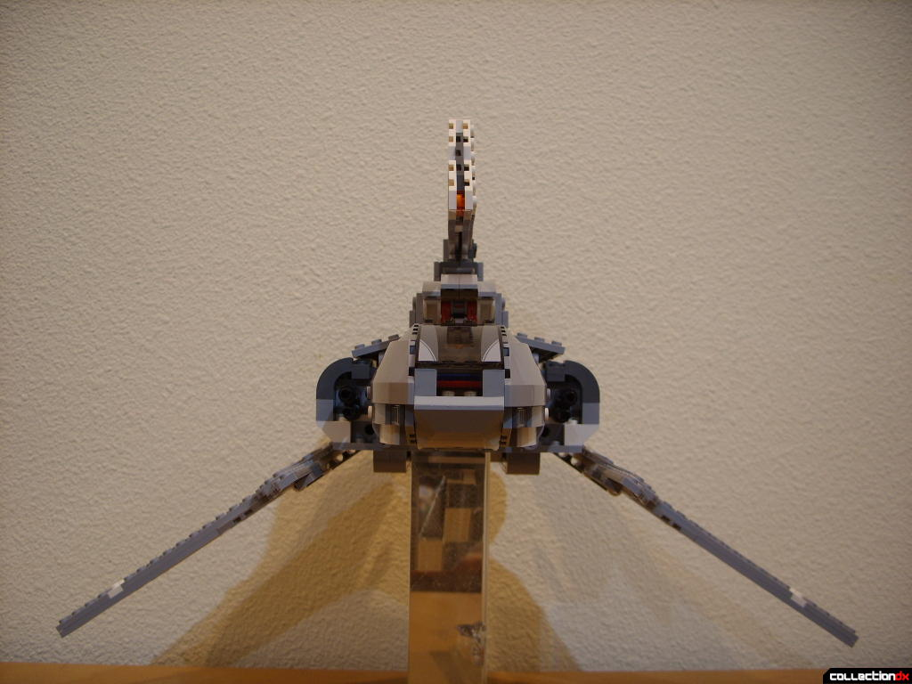 Emperor Palpatine's Shuttle (Flight Mode)