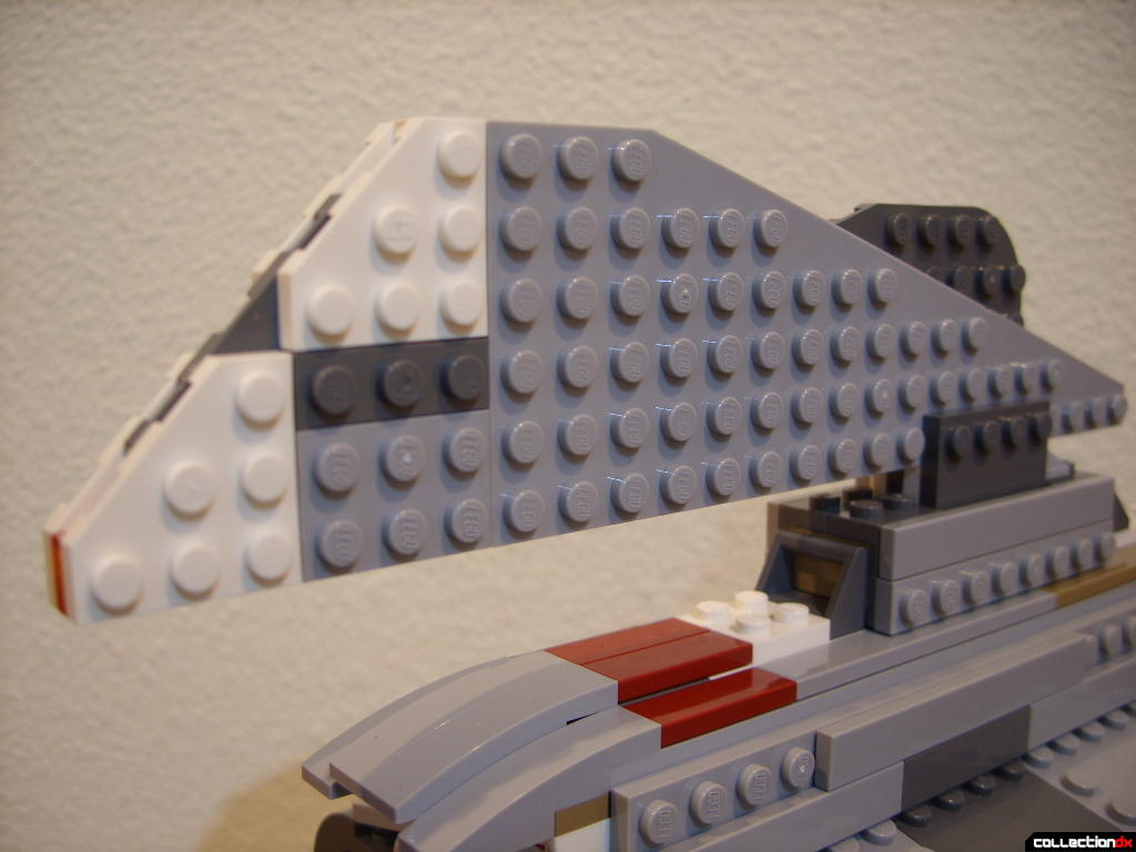 Emperor Palpatine's Shuttle (vertical wing)