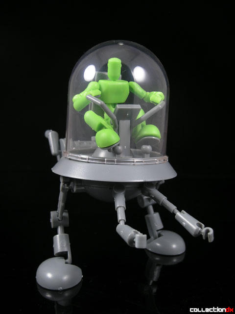 G2 Alpha Male with Dome Robot Walker