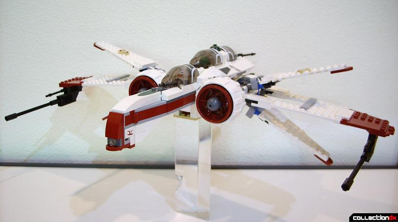 ARC-170 Starfighter (front, S-foils open)