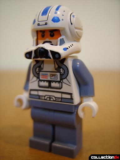 ARC-170 Starfighter minifig - Captain Jag