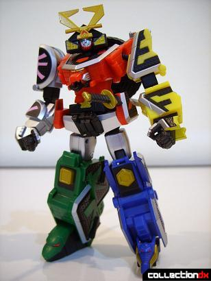 Super Robot Chogokin Shinken-Oh posed (1)
