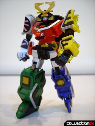Super Robot Chogokin Shinken-Oh posed (2)