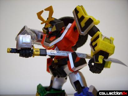 Super Robot Chogokin Shinken-Oh posed (3)