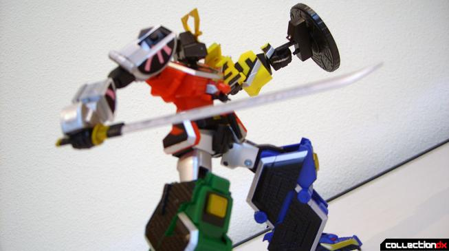 Super Robot Chogokin Shinken-Oh posed (10)