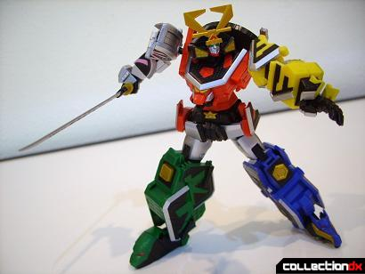 Super Robot Chogokin Shinken-Oh posed (16)
