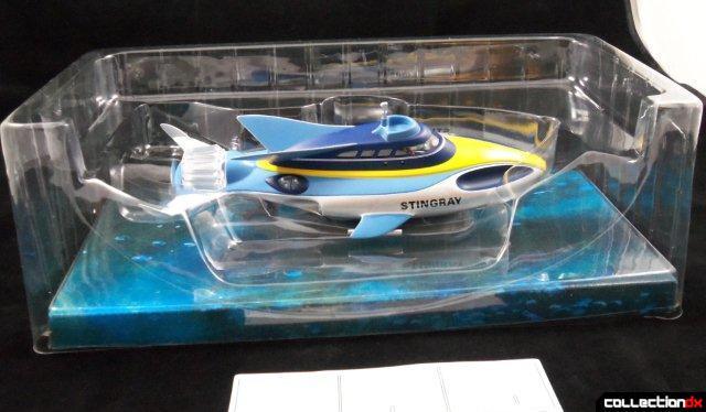 Film- & TV-Spielzeug Product Enterprise Stingray