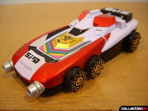 Gokai Machine Set 02- Pat Striker (1)