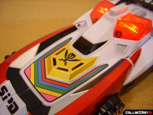 Gokai Machine Set 02- Pat Striker (5)