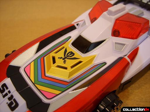 Gokai Machine Set 02- Pat Striker (6)