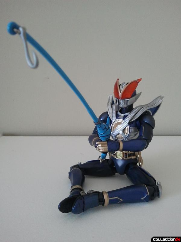 S H  Figuarts Kamen Rider New Den-O Strike Form (Trilogy Ver