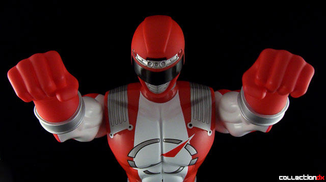 Mega Red Power Ranger