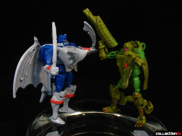 optimus primal vs megatron collectiondx