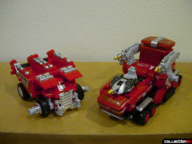 Gougou Dump (left) & Gougou Fire (right)