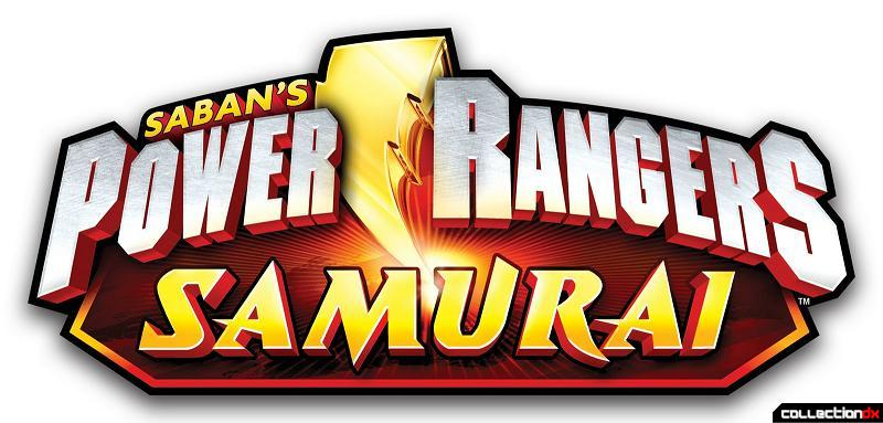 Samurai Power Rangers Logo