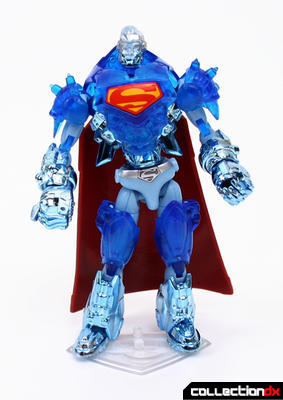 Cyborg Superman Front