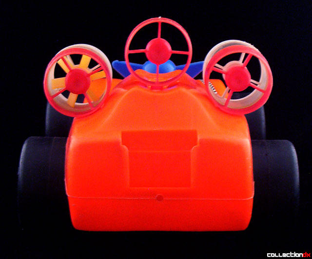 Super Robot Car
