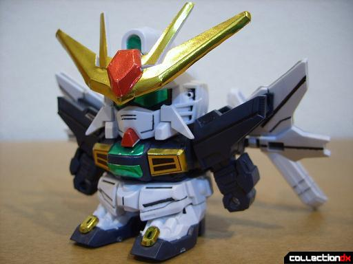 G Generation-F #44- SD Gundam Double X (1)